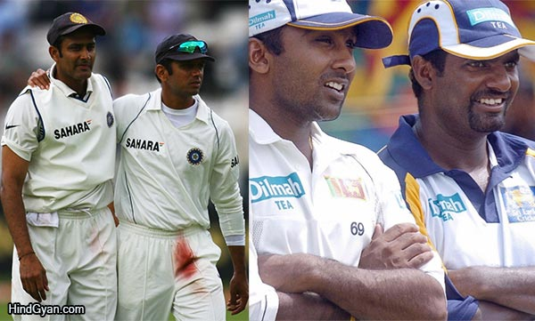 Top 5 Most Extra-Ordinary Successful Bowler-Fielder Combination in Test Cricket History
